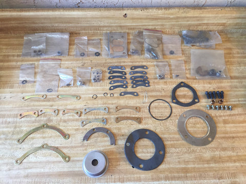 Misc Garrett Parts - New