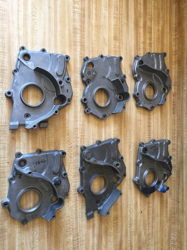 Kawasaki KZ Trans Covers - Used