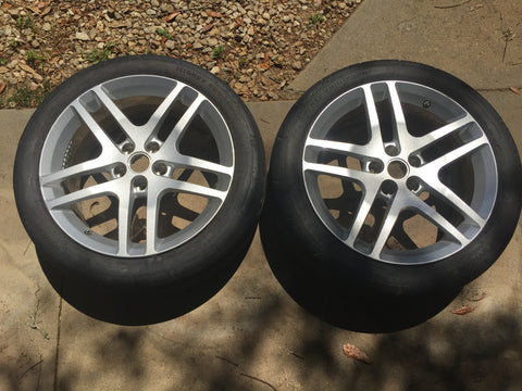 Cobalt SS Wheels/Tires - Used