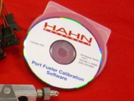 PortFueler Calibration Software