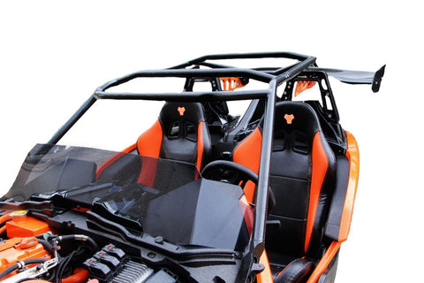 TWIST DYNAMICS CANVAS FRAME SYSTEM FOR THE POLARIS SLINGSHOT