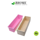Kit Molde  Madera & Liner de Silicone