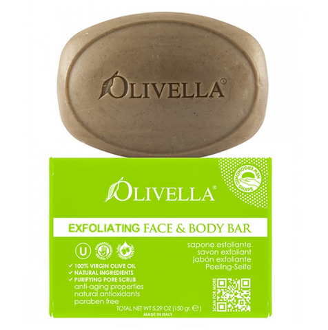 Face & Body Bar - By Olivella - 5.29oz