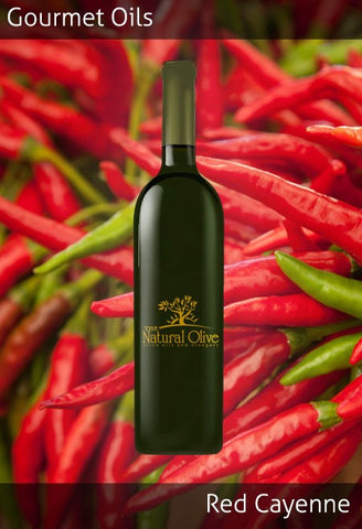 Red Cayenne Chili Olive Oil