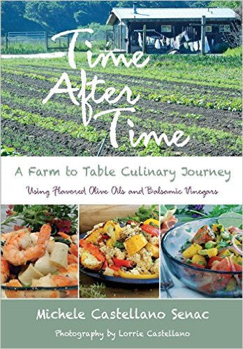 "Cookbook -- ""Time After Time"" by Michele Castellano Senac"