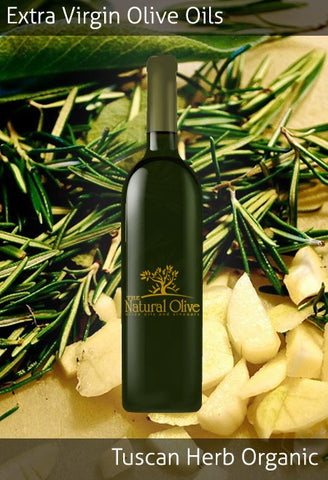 Tuscan Herb Organic Olive Oil