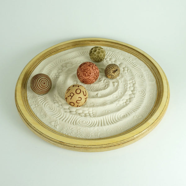 Tabletop Modern Zen Garden | Best of the Best Package
