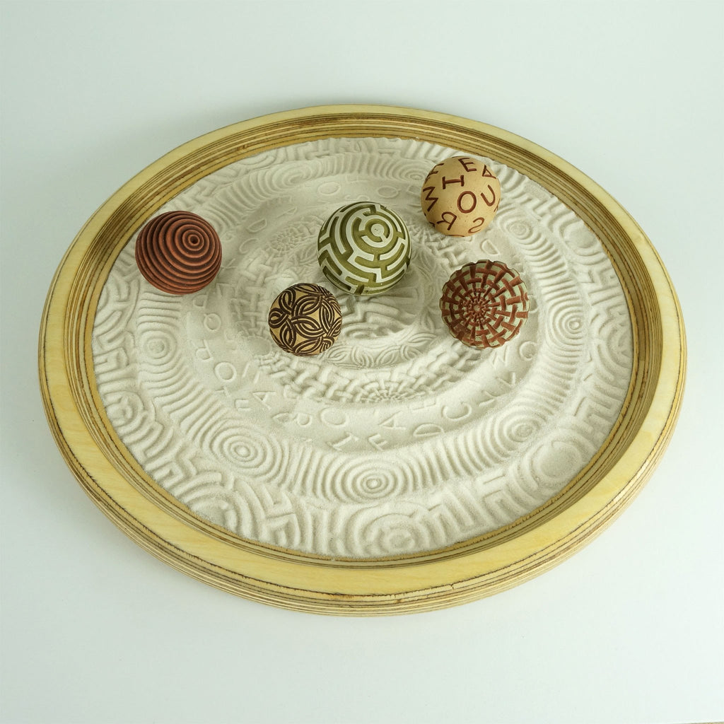 Mini Zen Box for Sand Play
