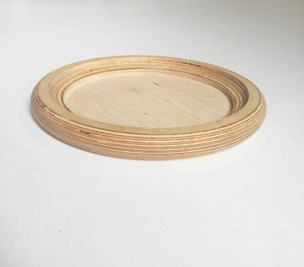 Desktop Zen Garden Accessory  |  Wooden Tray for Sand Play