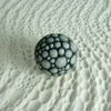 Textured Cement Sand Sphere for Sand Play: Cellular Design