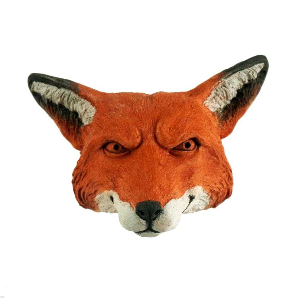 Fox Head | Woodland Animals