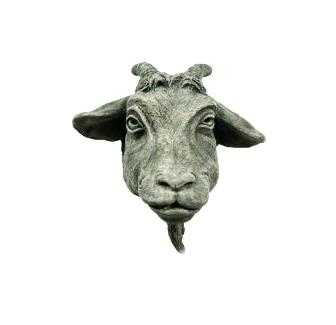 Goat Head | Farm Art