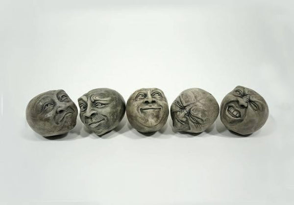 Cement Heads: Set of 5