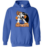 TIGER FISTS! -Taekwondo Hoody -AWESOME GRAPHIC! -YHDY-405