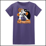 TIGER FISTS! -Taekwondo T-Shirt -AWESOME GRAPHIC! -JST-405 - Rhino Junction Apparel - 4