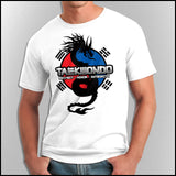 Spirit Dragon - Taekwondo T-Shirt - Balance  - FREE SHIPPING AST-424 - Rhino Junction Apparel - 4