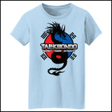 Spirit Dragon - Taekwondo T-Shirt - On Soft T-Shirt!  - MST-424 - Rhino Junction Apparel - 4