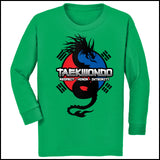 Spirit Dragon - Taekwondo T-Shirt - Balance  -FREE SHIPPING YLST-424 - Rhino Junction Apparel - 2