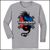 Spirit Dragon - Taekwondo T-Shirt - Balance  -FREE SHIPPING YLST-424 - Rhino Junction Apparel - 3