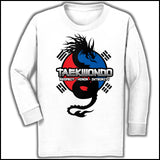 Spirit Dragon - Taekwondo T-Shirt - Balance  -FREE SHIPPING YLST-424 - Rhino Junction Apparel - 4