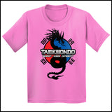 Spirit Dragon - Taekwondo T-Shirt - Balance • FREE SHIPPING! YSST424 - Rhino Junction Apparel - 4