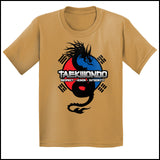 Spirit Dragon - Taekwondo T-Shirt - Balance • FREE SHIPPING! YSST424 - Rhino Junction Apparel - 3