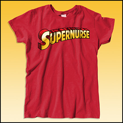 MISSY NURSE T-SHIRT • Its a bird, It's a plane, It's...SUPER NURSE! MSST-4440