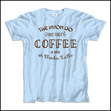 TAEKWONDO T-SHIRT • COFFEE, TKD AND MOCHA LATTE T-SHIRT - ASST-463 - Rhino Junction Apparel - 2