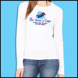 NURSES-LADIES LONG SLEEVE  •Nurse Cape Proves Nurses are Super Heroes!- LLST-4401 - Rhino Junction Apparel - 4