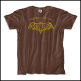 ADULT NURSE T-SHIRT- • I AM BAT NURSE! • I Work The Night Shift!- ASST-4405 - Rhino Junction Apparel - 3