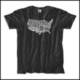 ADULT NURSE T-SHIRT • Nurses-The Most Trusted Profession Tee- ASST-4424 - Rhino Junction Apparel - 2