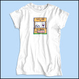 JUNIORS NURSE T-SHIRT • Cute Graphic!!! OFF DUTY NURSE - Out Drinking!- JSST-4430 - Rhino Junction Apparel - 3