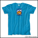 ADULT NURSE T-SHIRT • SHIFT'S OVER = HAPPY NURSE Smiley Face Tee!  -ASST-4438 - Rhino Junction Apparel - 4