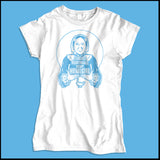 JUNIORS NURSE T-SHIRT •Florence is my HOMEGIRL Funny Nurse Tee! -JSST-4404 - Rhino Junction Apparel - 3