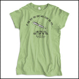 JUNIORS NURSE T-SHIRT • Steal my Pen and I Kill ya! Funny LOL T-Shirt! JSST-4425 - Rhino Junction Apparel - 2