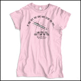 JUNIORS NURSE T-SHIRT • Steal my Pen and I Kill ya! Funny LOL T-Shirt! JSST-4425 - Rhino Junction Apparel - 3