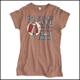 JUNIORS NURSE T-SHIRT • Nurse's Cape =Proof Nurses are Super Heroes!-JSST-4436 - Rhino Junction Apparel - 2