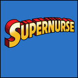 ADULT NURSE T-SHIRT • Its a bird, It's a plane, It's...SUPER NURSE! ASST-4440 - Rhino Junction Apparel - 1