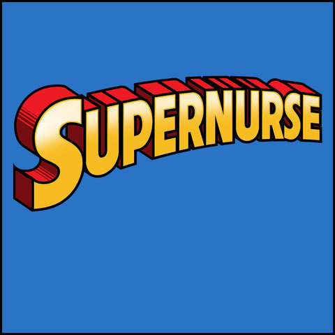 JUNIORS NURSE T-SHIRT • Its a bird, It's a plane, It's...SUPER NURSE! JSST-4440 - Rhino Junction Apparel - 1