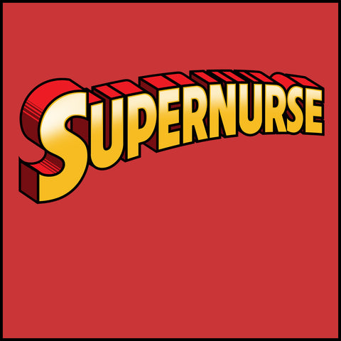 MISSY NURSE T-SHIRT • Its a bird, It's a plane, It's...SUPER NURSE! MSST-4440 - Rhino Junction Apparel - 1
