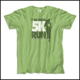 ADULT NURSE T-SHIRT • The Nurse 5K - Running All Day!  • Free Shipping! - ASST-4442 - Rhino Junction Apparel - 2