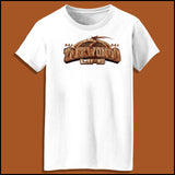 TAEKWONDO LIFE Carved in Wood- Taekwondo T-Shirt -MST-415 - Rhino Junction Apparel - 4