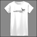 Favorite Juniors TAE KWON DO T-SHIRT  - Blood Sweat & TaeKwonDo Design! -JST418 - Rhino Junction Apparel - 3