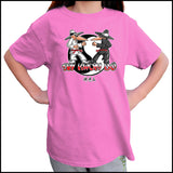 SPY KWON DO! -TAEKWONDO T-SHIRT - SPY KWON DO PARODY- YST446 - Rhino Junction Apparel - 4