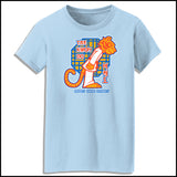 Hello Tiger - Taekwondo T-Shirt - Cutest Tee Ever!  -MSST451 - Rhino Junction Apparel - 2