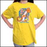 Hello Tiger - Taekwondo Great Gift! T-Shirt -Cutest Tee Ever!  -  YSST451 - Rhino Junction Apparel - 4