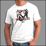 SPY KWON DO! -TAEKWONDO GRAPHIC TEE - SPY KWON DO PARODY- AST446 - Rhino Junction Apparel - 4