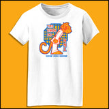 Hello Tiger - Taekwondo T-Shirt - Cutest Tee Ever!  -MSST451 - Rhino Junction Apparel - 3