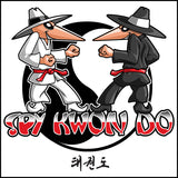 SPY KWON DO! -TAEKWONDO T-SHIRT - SPY KWON DO PARODY- YST446 - Rhino Junction Apparel - 1