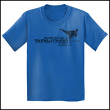 Favorite Boys TAE KWON DO T-SHIRT  - Blood Sweat & TaeKwonDo Design! -YBST417 - Rhino Junction Apparel - 2